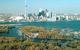 The Toronto Islands.